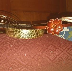 5 headbands